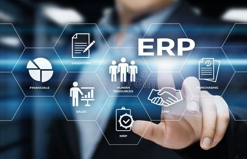 ERP Software Development Company Ahmedabad