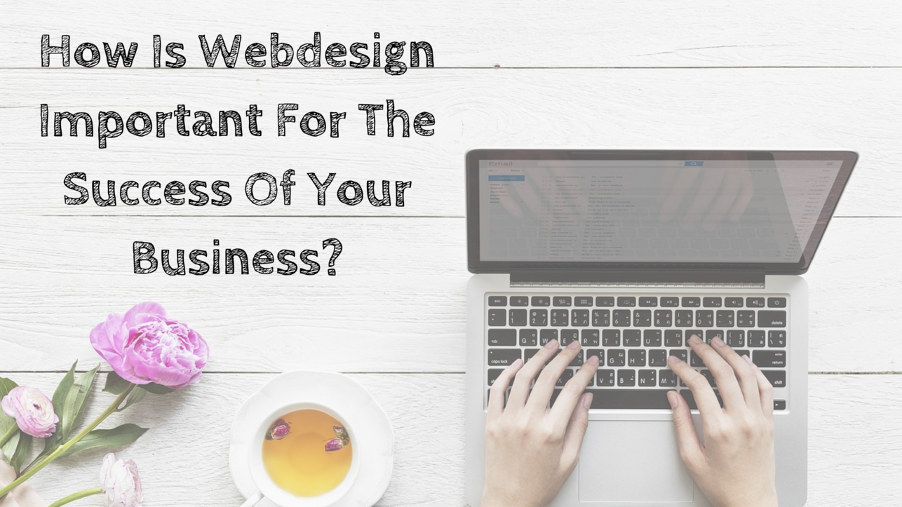 Importance of the Web Designing to Get Ahead Your Competition
