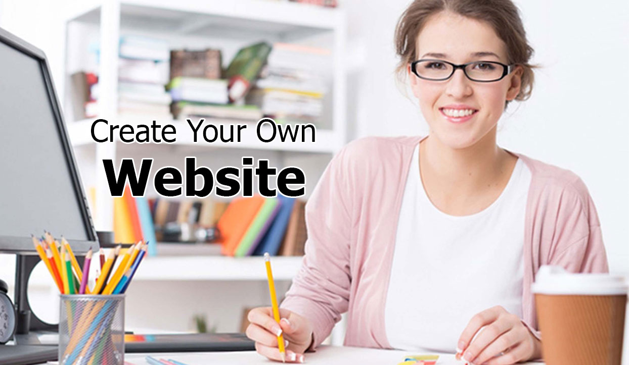 How to Create Your Own Website in 5 Simple (But Important) Steps